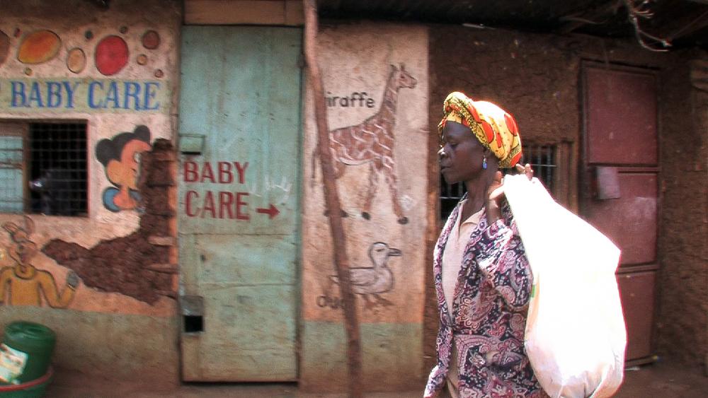 Footprint - Mama Ana Kibera