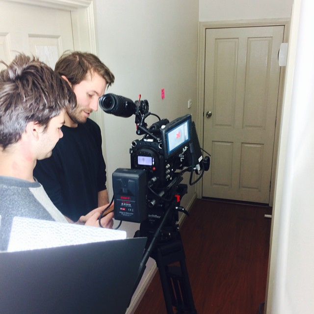 Drifting - Behind The Scenes with Director Samuel Hunter Galloway and DOP Justin Carrig.
