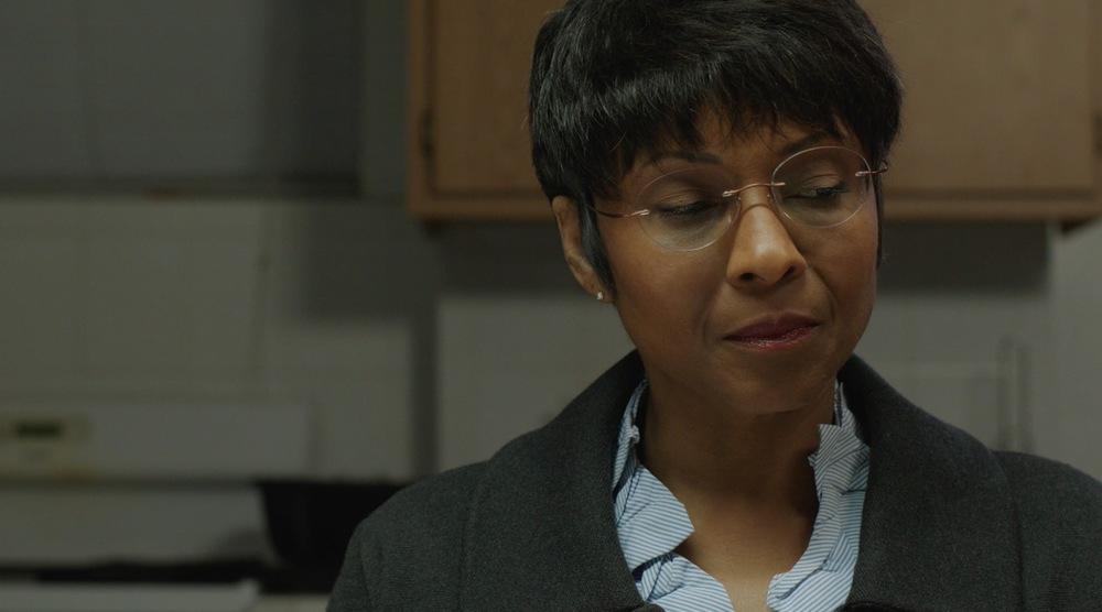 Sterile - Va Lynda Robinson as Donna