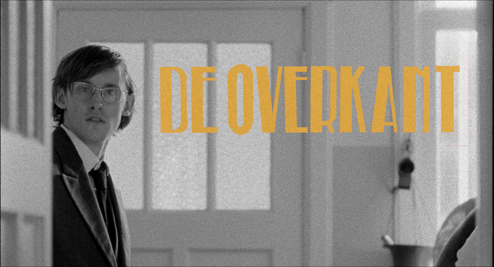De Overkant / Across - actor Nick Golterman in the role of Freek, afraid for what's coming.