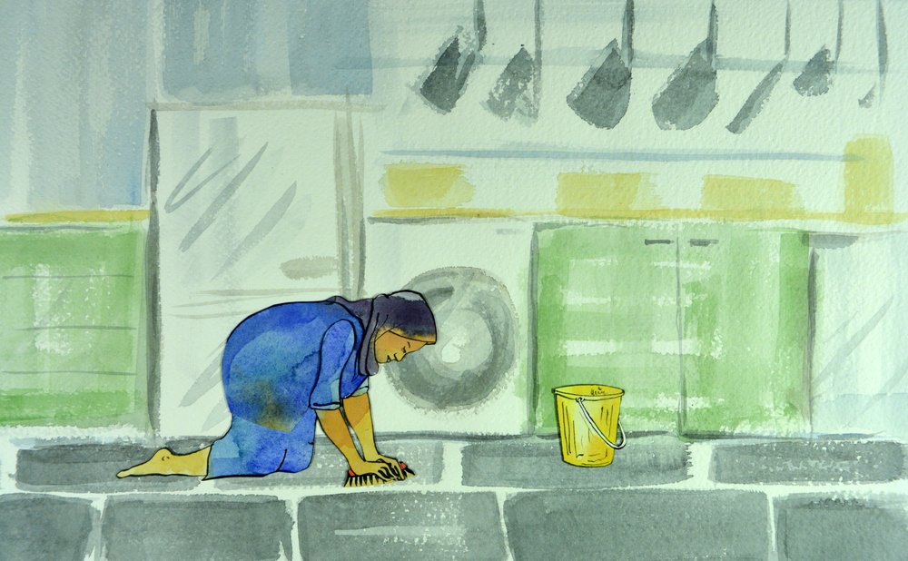They Call Us Maids: the Domestic Workers' Story