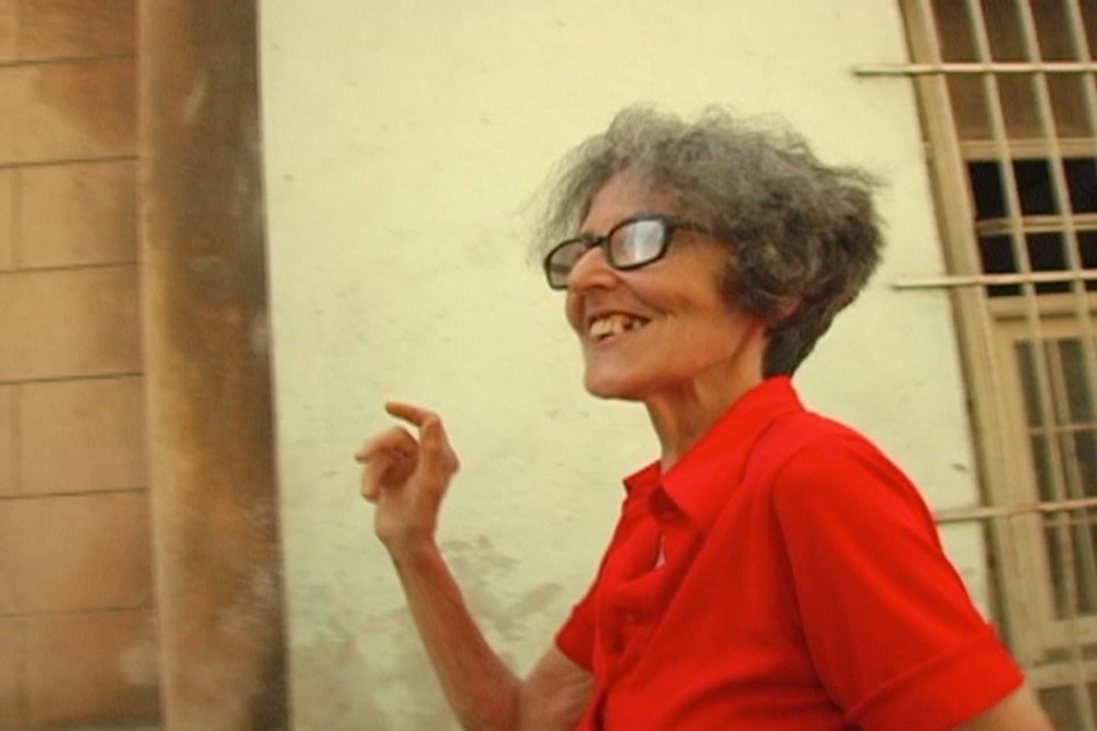 THE REST I MAKE UP: Maria Irene Fornes - Irene dancing in Cuba.