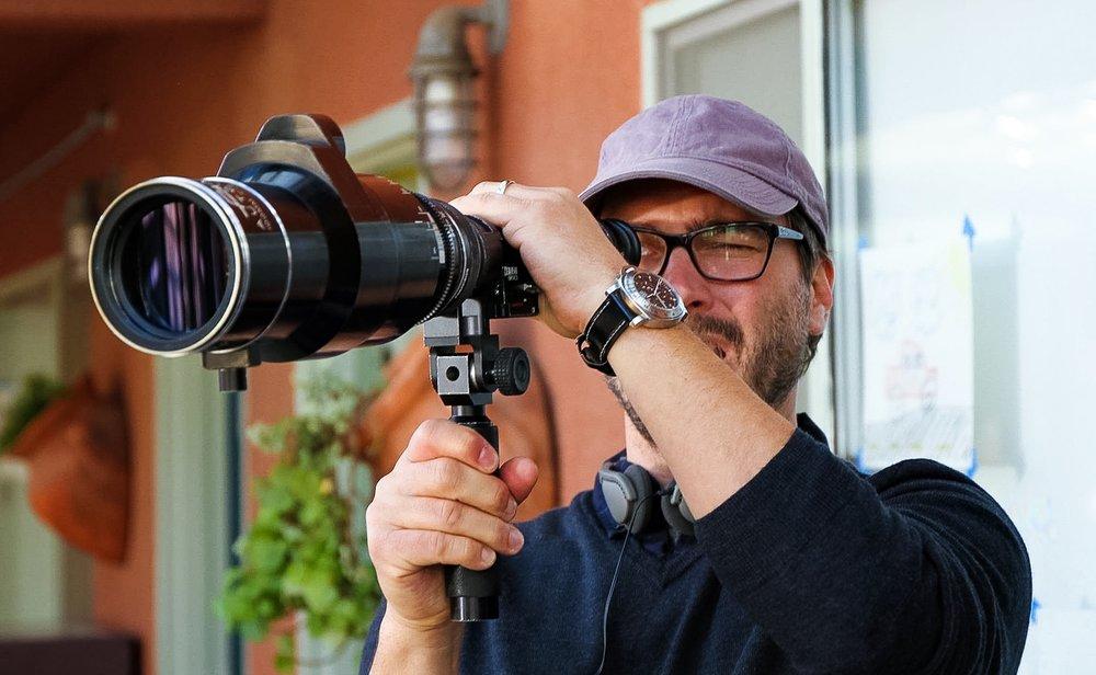 Director Michel Medico
