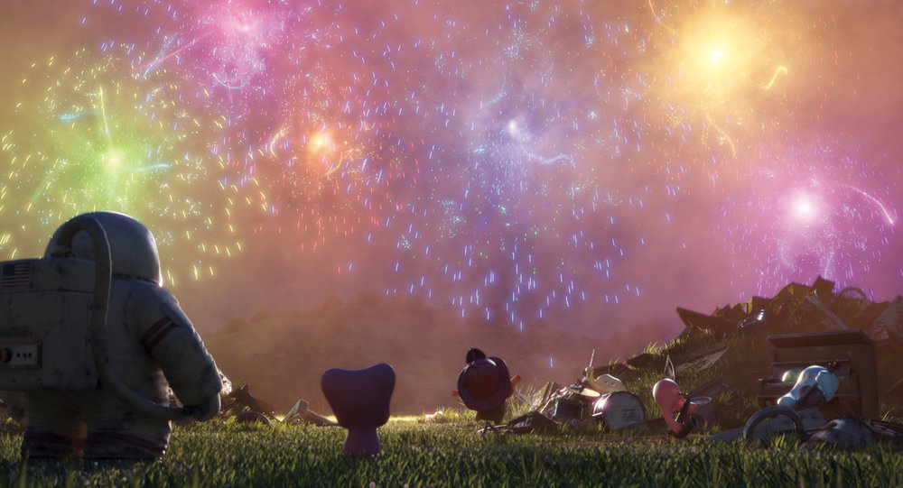 Fireworks of Memories, Dir. Daisuke 'Dice'Tsutsumi & Robert Kondo. Image courtesy of ©2016G.Y/W/MOOM FP