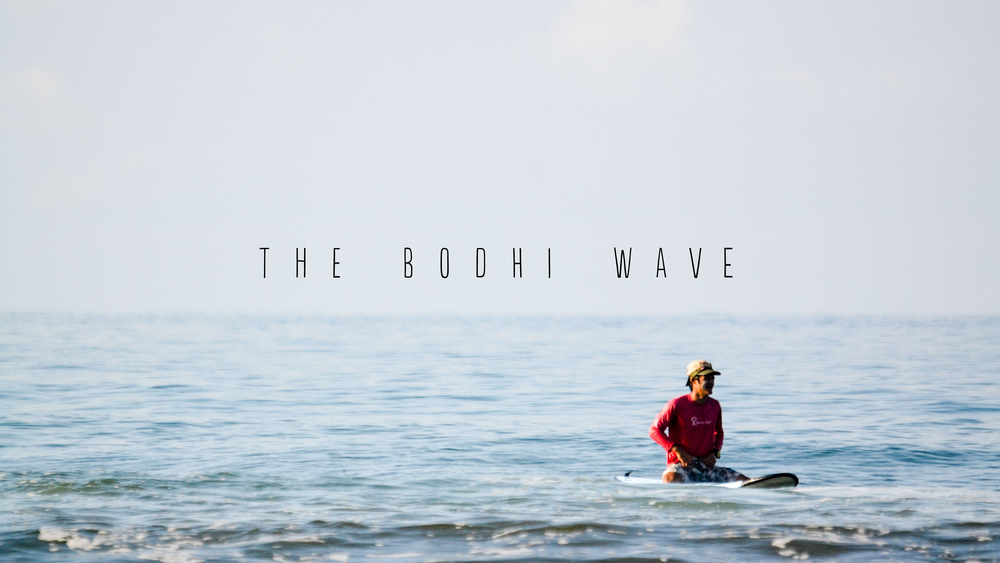 A film about environmentalism, friendship, surfing, yoga and change.