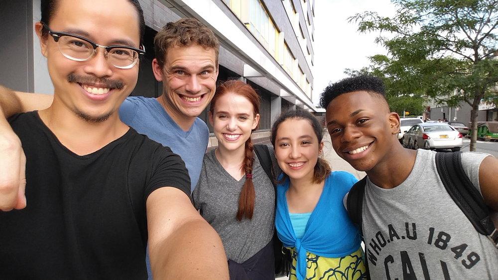Hanna - Cast and Crew