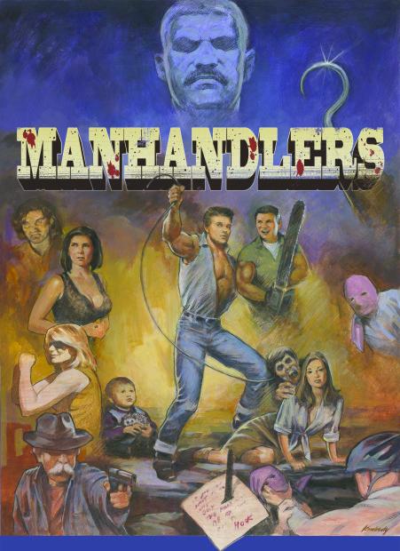 Manhandlers