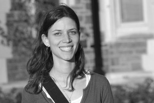 Director Sara Taksler.