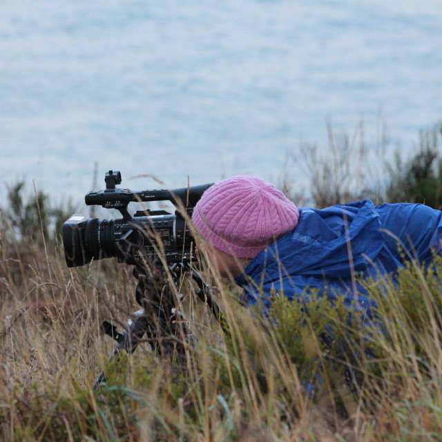 Filming Whale Chasers