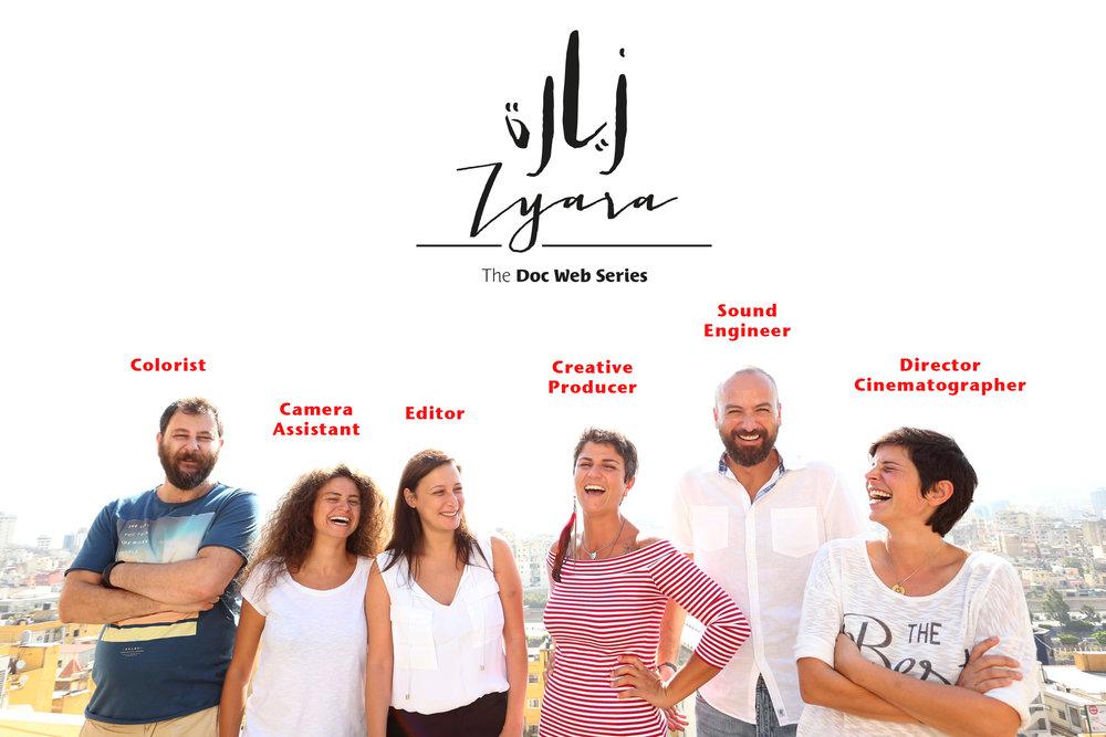 Zyara - Crew