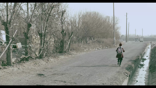 Sevda Abolhasani the elder daughter, desperately runs down a hazardous road. She has been followed by her mother to find out whether she is capable of finding her way back home at this age or not.