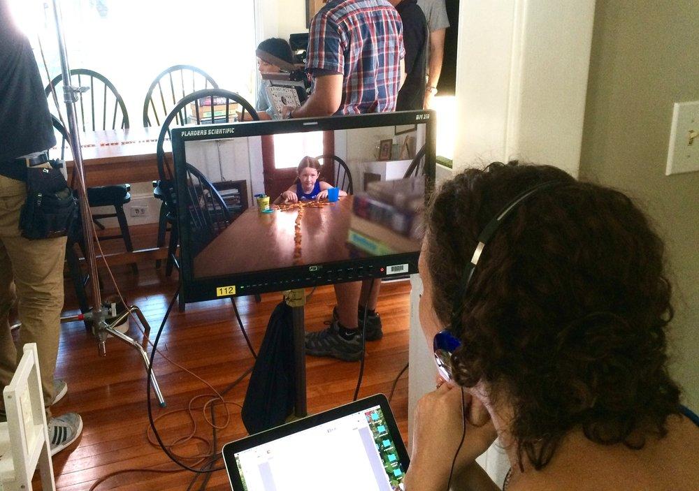 Au Pair - Behind the scenes