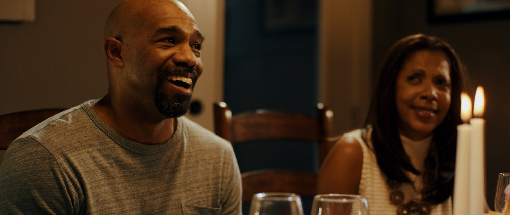 Parker's Anchor - Michael Beach and Penny Johnson Jerald