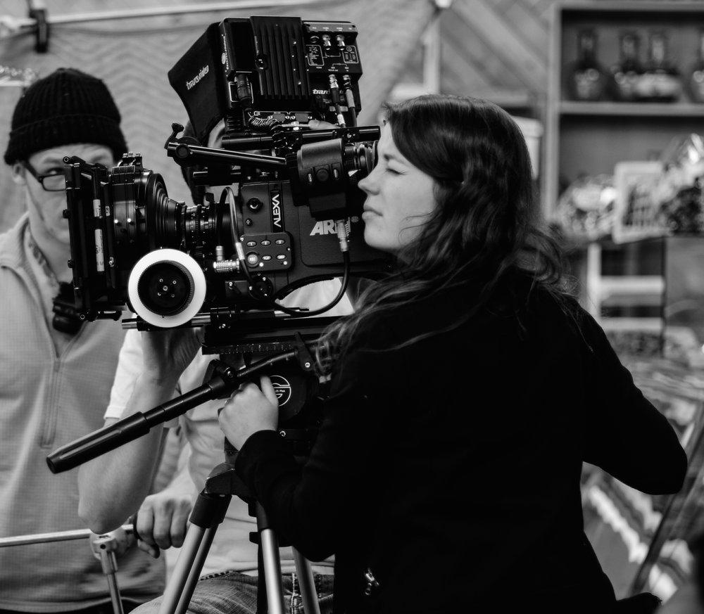 Manic Writer/Director/DOP/Producer: Kalina Bertin