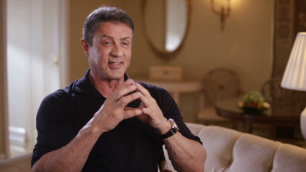 John G. Avildsen: King of the Underdogs - Sylvester Stallone