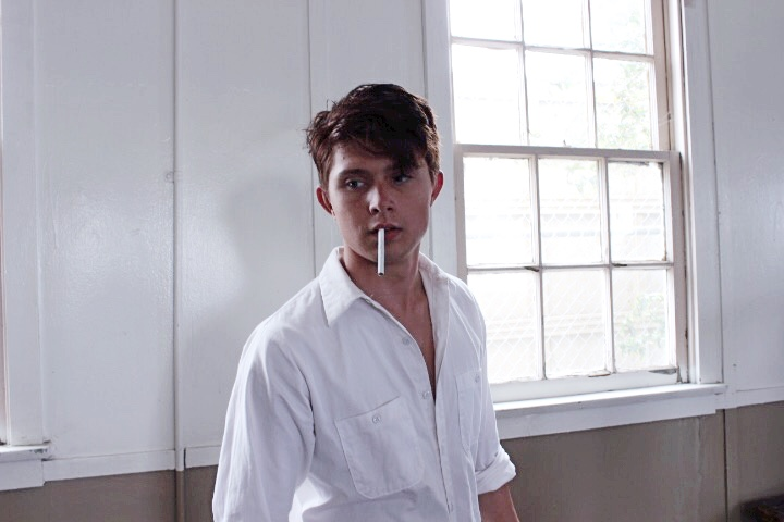 The Meanest Man In Texas - Clyde Thompson played by Mateus Ward. Photo courtesy of @themeanestmanintexas