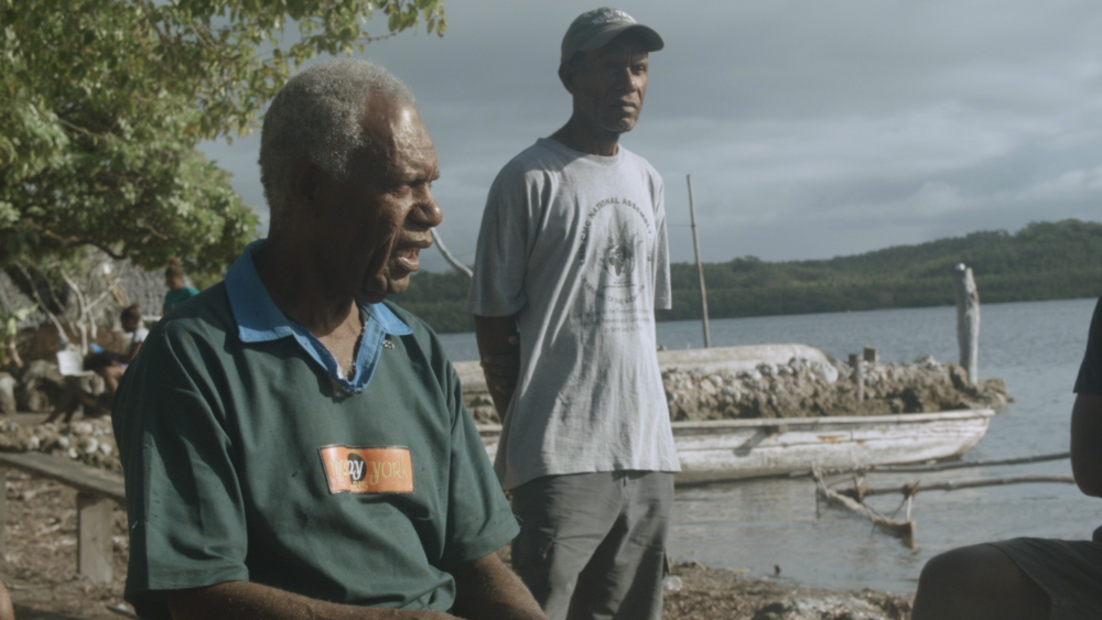 My Garden, No Longer - A village elder lead discussion about climate change with local fishermen