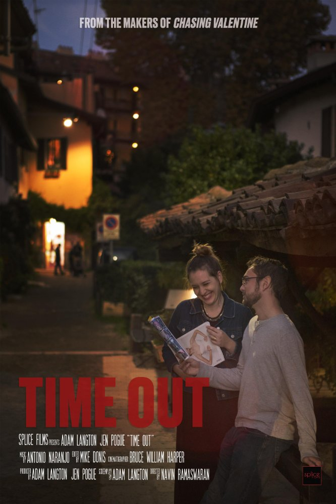 Movie Poster for TIME OUT