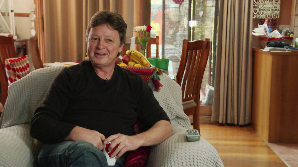 No Pain No Train - Mick Van de Vreede discusses how Rowville has changed in the last 30 years.