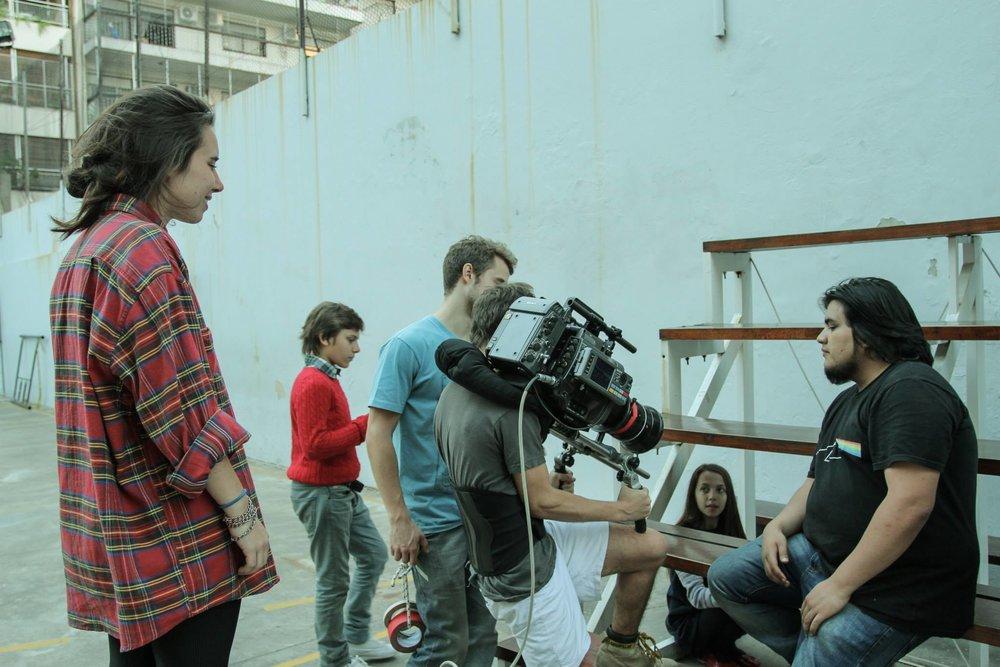 Siempre, Hasta Luego - Behind the Scenes