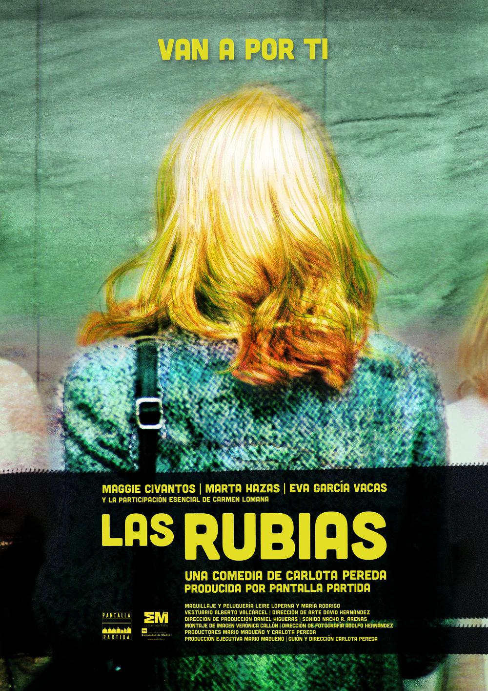 Las Rubias (The Blondes)
