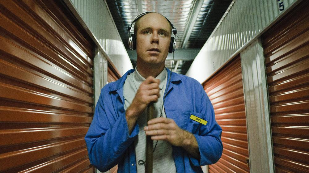 Deep Storage - Miles O'Neil as Gus