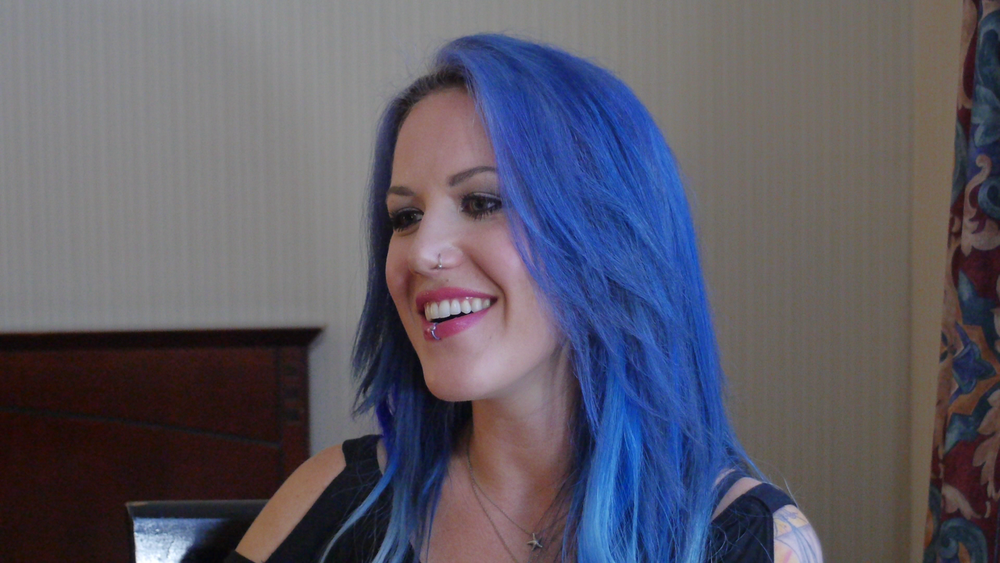 Soaring Highs and Brutal Lows: The Voices of Women in Metal - Alissa White-Gluz of Arch Enemy
