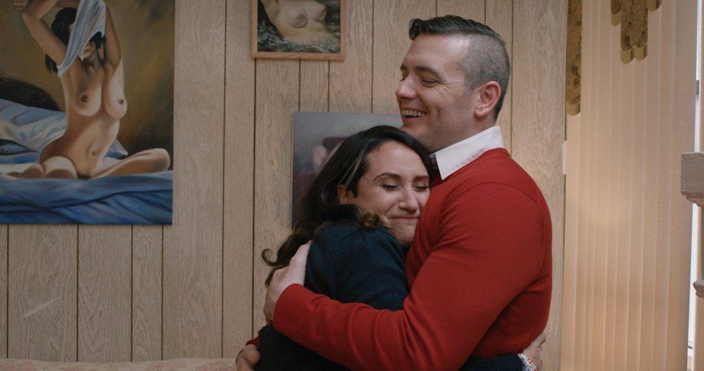 Cake - Daniella Rabbani (Eliza) and Tom Lacey (Thomas),