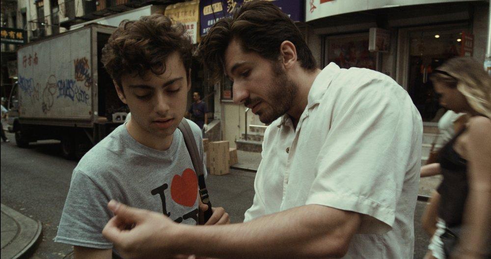 I Love New York - Actor Ewan Turner getting hustled