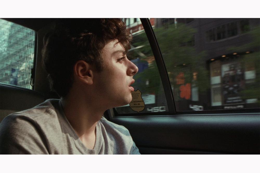 I Love New York - Actor Ewan Turner