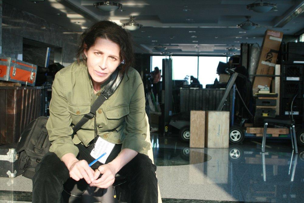 EKAJ Writer/Director Cati Gonzalez