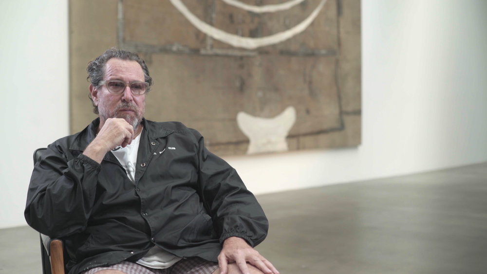 Julian Schnabel - Photographer: Ken Ng
