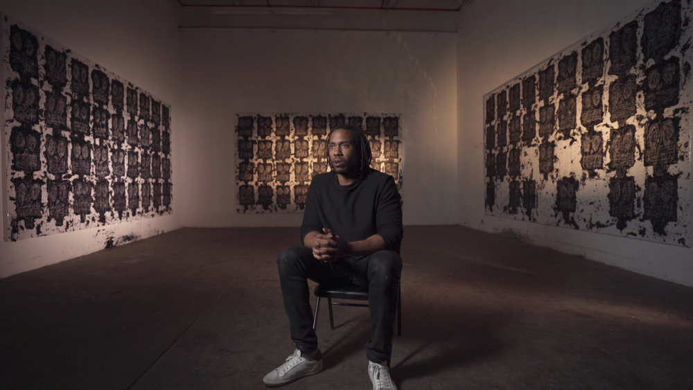 Rashid Johnson - Photographer: Ken Ng