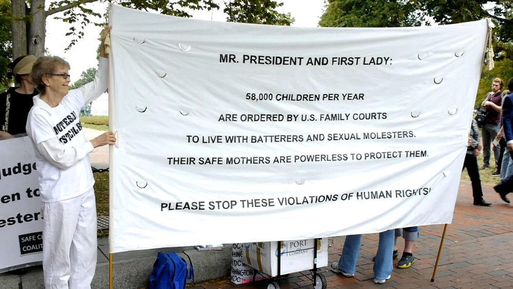 Mothers of Lost Children protest in Washington DC.jpeg