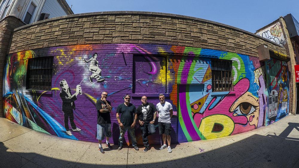 GRAFSTRACT: The Bronx Street Art Renaissance