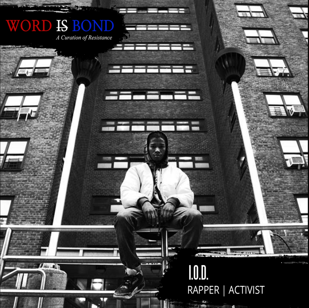 Word Is Bond, A Curation of Resistance