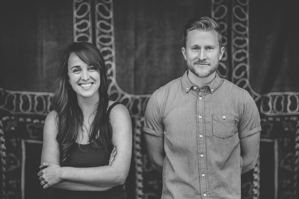 Liyana Director/Producer Amanda Kopp and Aaron Kopp