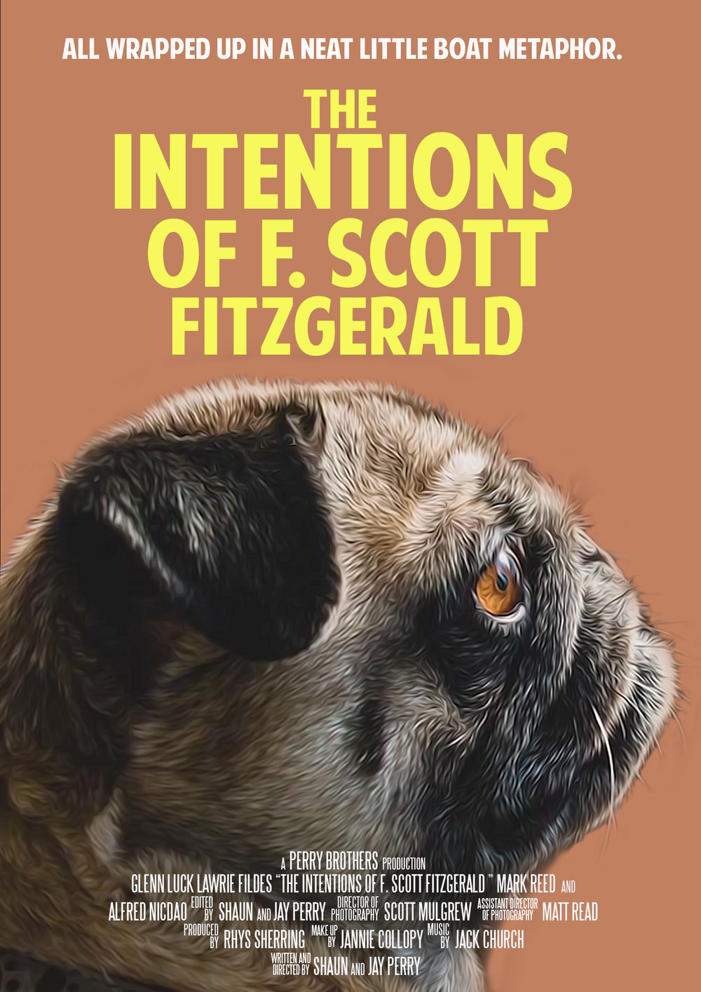 The Intentions of F. Scott Fitzgerald