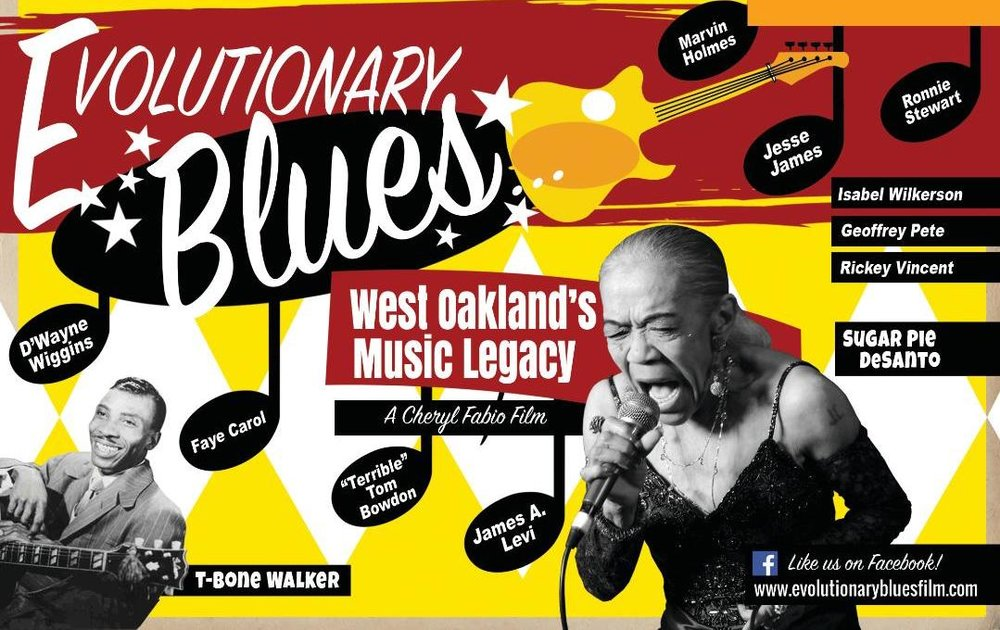 Evolutionary Blues... West Oakland's Music Legacy