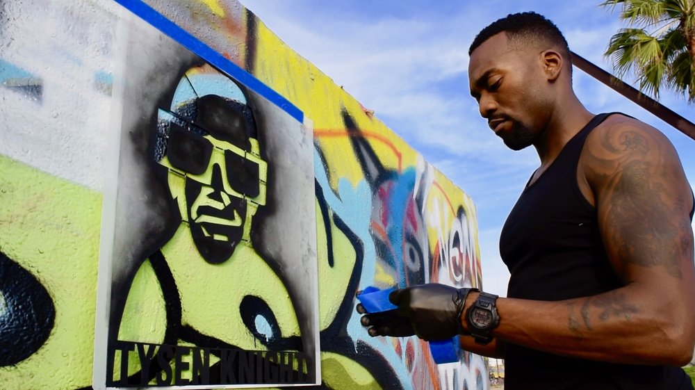 The Art Of Hustle: Street Documentary