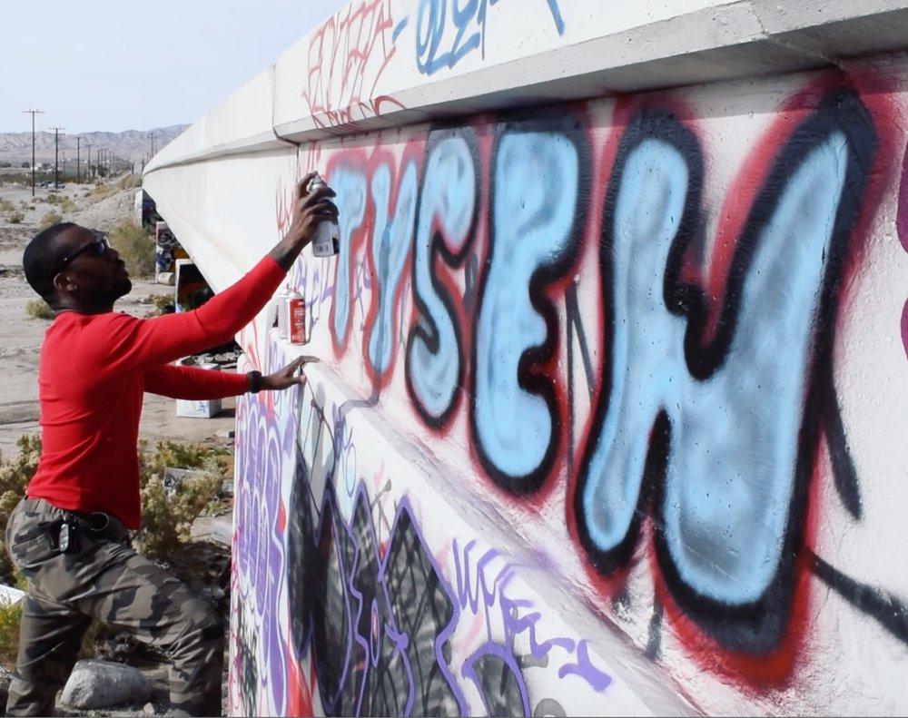 The Art Of Hustle: Street Documentary