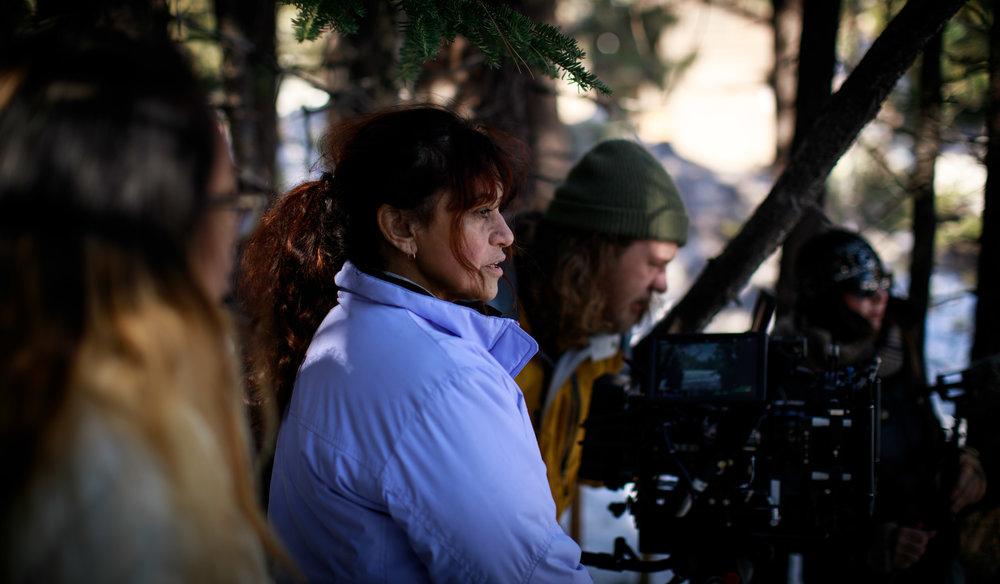 Dirty Bomb Writer/Director Valerie McCaffrey
