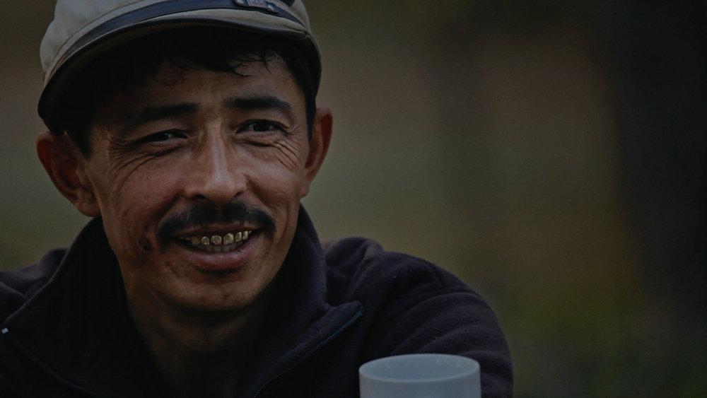 Harvest Moon -   Bolot telling his son, Saktan about the Soviet era in Kyrgyzstan