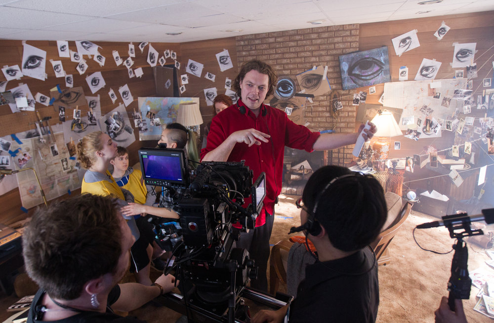 The Hollow Child - Behind the scenes with Director/Producer Jeremy Luttter