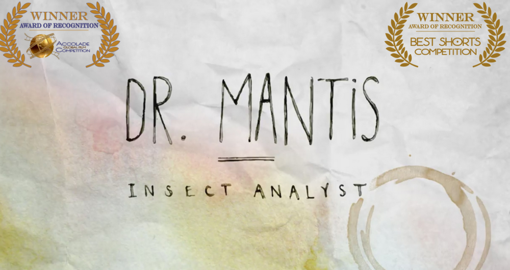 Dr. Mantis, Insect Analyst