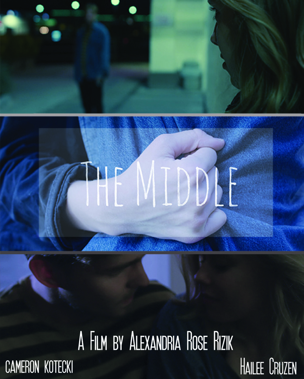The Middle movie poster