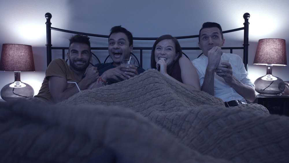 Netflix and Chill, SNIAAAAAAK style!