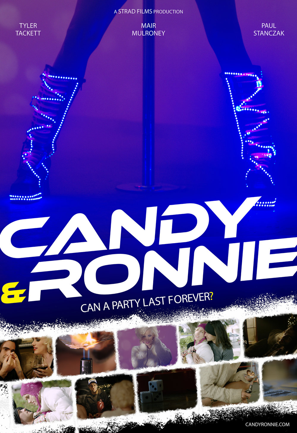 Candy & Ronnie official poster