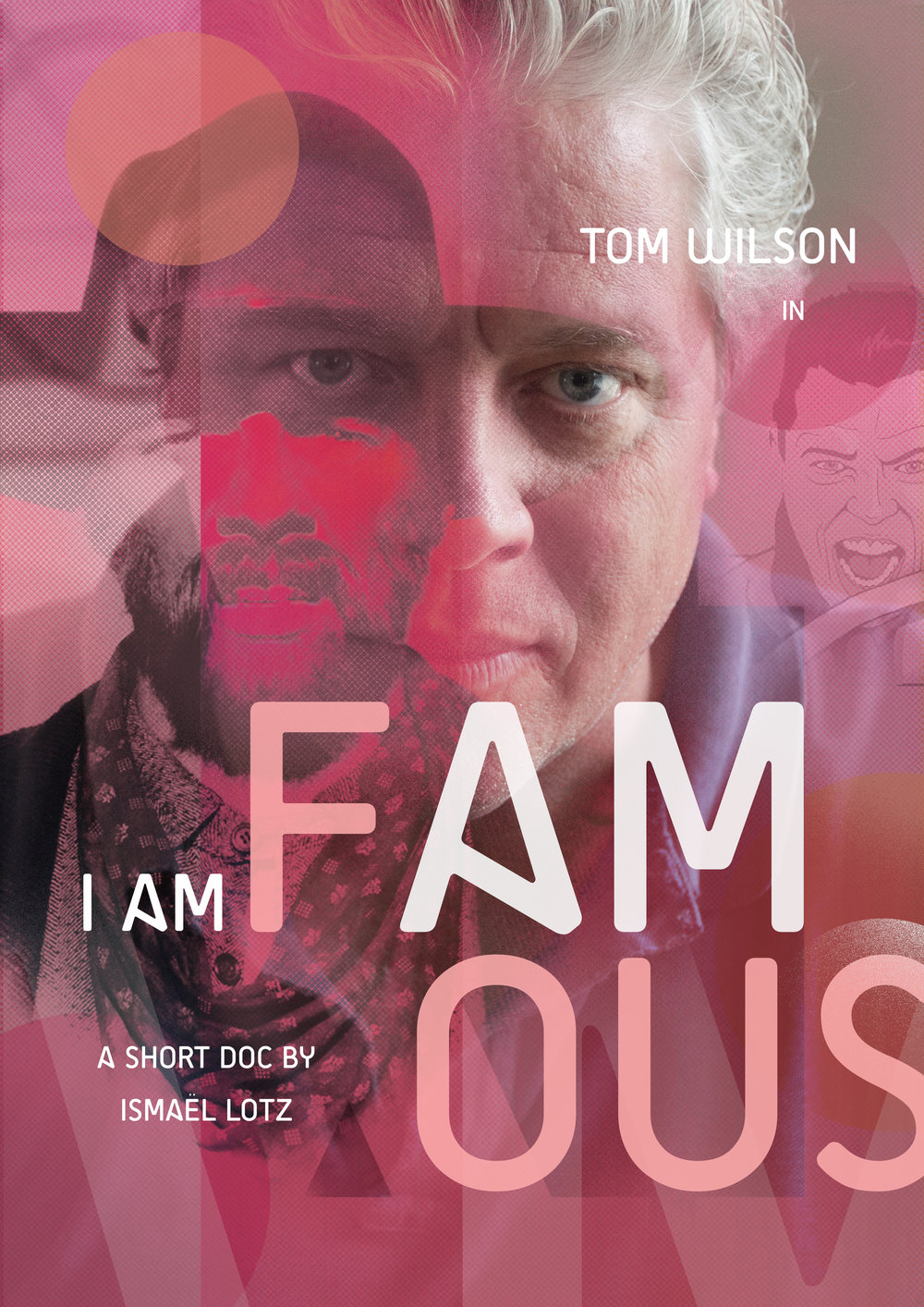 I am Famous official poster