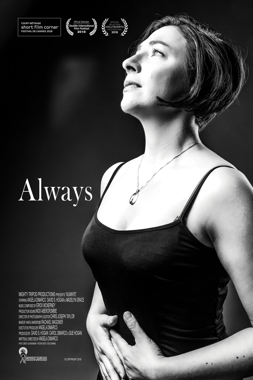 Always official poster